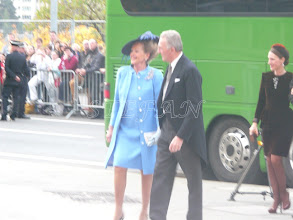 Photo: Duke Max and Duchess Elizabeth in Bavaria