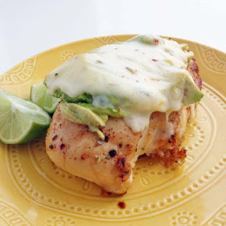 Southwestern Chicken Avocado Melt