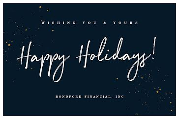 Bondford Financial - Christmas Template