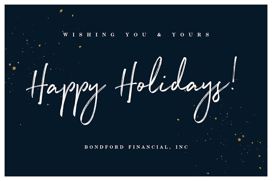 Bondford Financial - Christmas Template