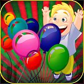 Pop Colorful Balloon:Boom Bang