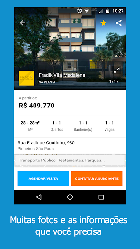 VivaReal - Imóveis para Aluguel ou Compra app (apk) free download for Android/PC/Windows screenshot