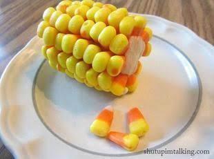 Sheila's Candy Corn Cob Recipe