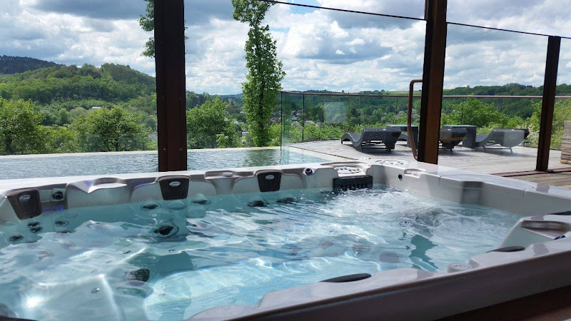 Luxury Villa Ardennes with private Spa