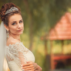 Wedding photographer Aleksandr Mokshin (Mokshin). Photo of 25.10.2015