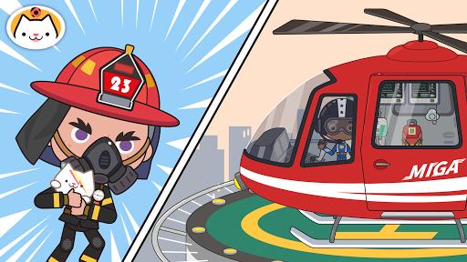 Miga Town: My Fire Station 1.2 screenshots 15