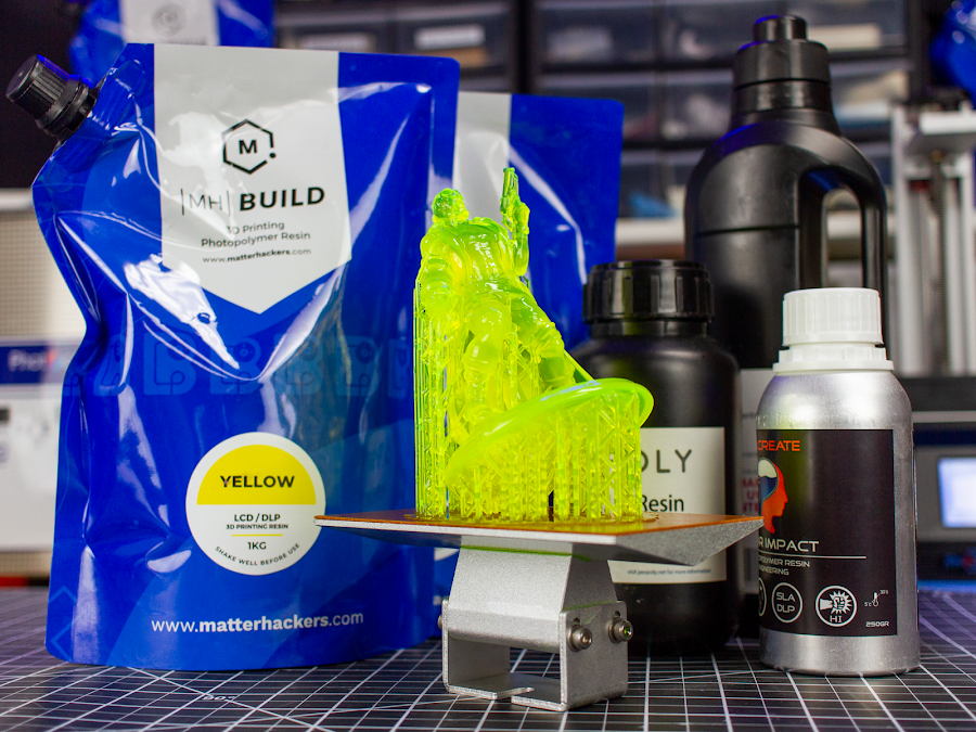 Increasing print success has never been easier than with LayerLock SLA Resin 3D Printing Build Surface. Sizes are available for many popular machines such as the AnyCubic Photon, Elegoo mars Pro 2, Mono X, Peopoly Phenom L, Creality LD-002H, and more.