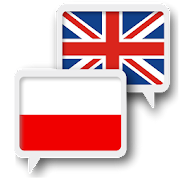 App Icon for Polish English Translate App in Czech Republic Google Play Store