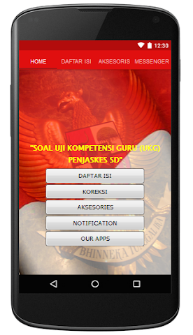 All About Soal Ukg Penjaskes Sd For Android Videos Screenshots Reviews And Similar Apps