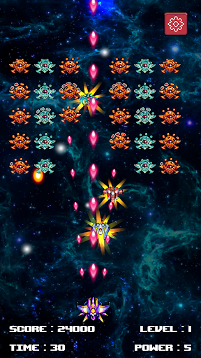 Alien Attack: Galaxy Invaders 1.2.8 screenshots 1