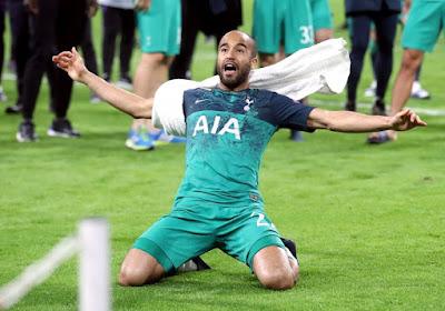 Valentijn Driessen had geen schrik voor Lucas Moura voor aanvang van Ajax-Tottenham