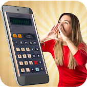 Talking Phone Calculator - Smart Voice Calculator Android APK Download Free By AstuteApps