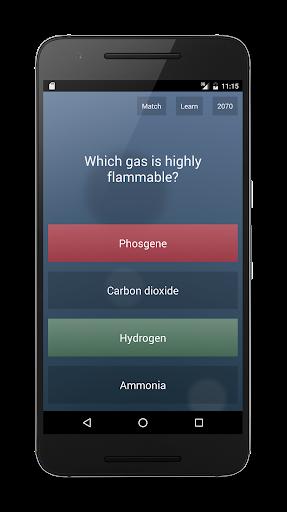 General Knowledge Quiz Screenshot