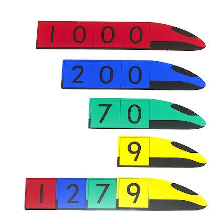Positionståg - 7762-715-9