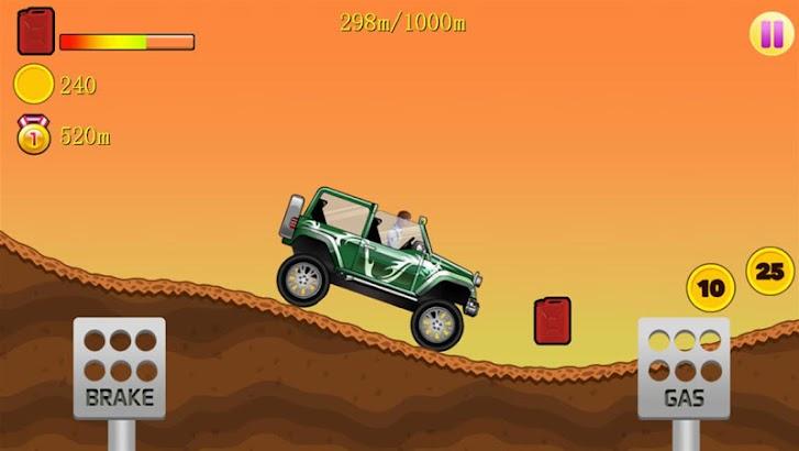 Offroad Racing:Mountain Climb screenshot