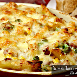 Baked Tuna with Pasta