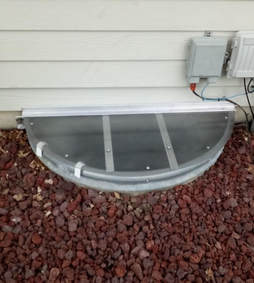 Oakbrook Terrace, IL-HandyManny Custom Window Well Covers