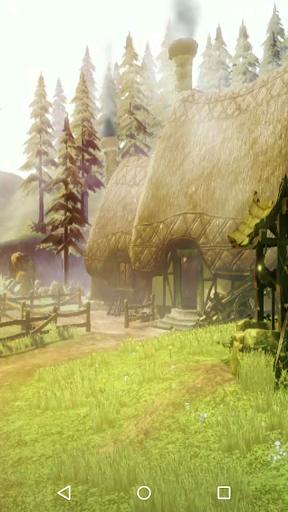 Fairytale Video Live Wallpaper
