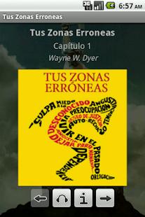Tus Zonas Erroneas - screenshot thumbnail