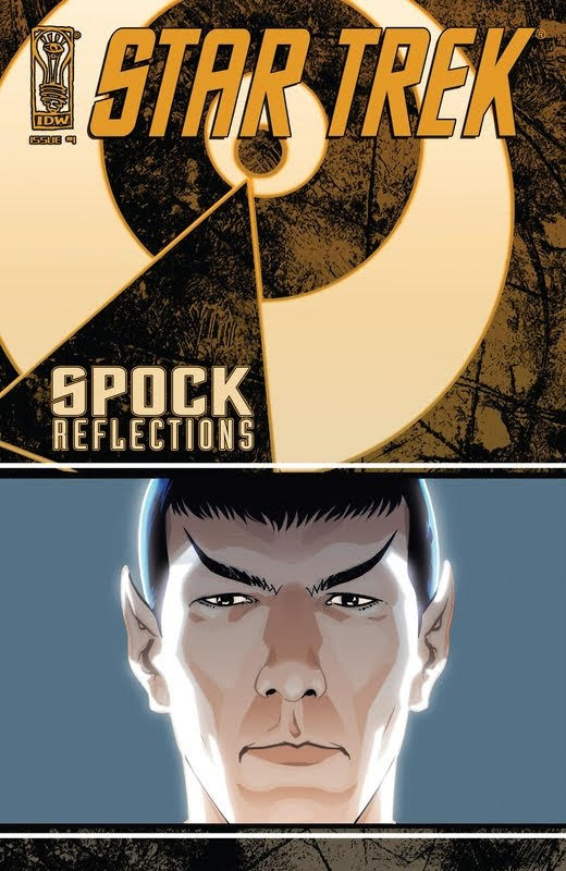 Star Trek - Spock - Reflections (2009) - complete