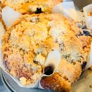 Jumbo Blueberry Muffin