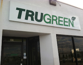 Photo: Trugreen-LawnCare in Warwick, RI proudly displaying their BBB Accreditation.