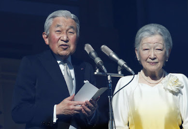 天皇皇后両陛下、「想いを馳せられた」遥か台湾を見つめられるお姿に感動広まる