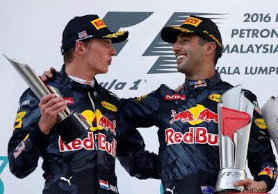 """Wie wordt de ploegmakker van Lewis Hamilton? """"Ik zal het alvast niet zijn, ik blijf bij Red Bull"""""""