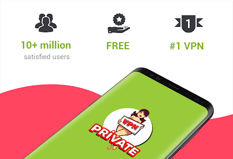 VPN Private Screenshot