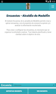 Encuestas Alcaldía de Medellín - náhled