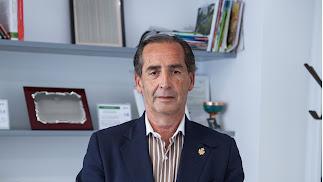 Juan Luis Peregrín, presidente de Calconut