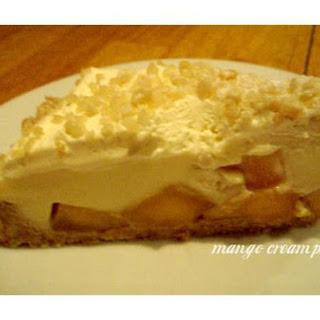 Mango Cream Pie
