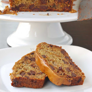 Lemony Olive Oil Banana Bread