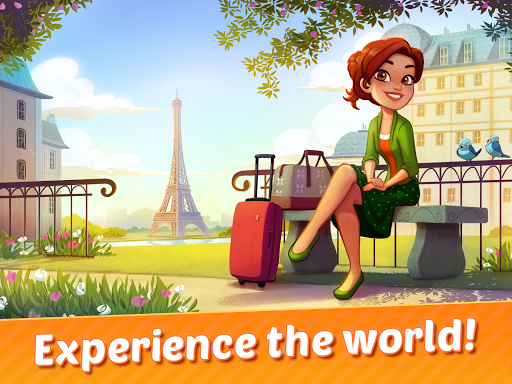 Delicious World - Romantic Cooking Game screenshots 11