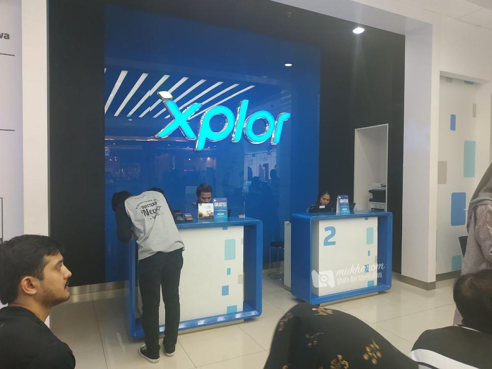 Panduan Upgrade Kartu Axis Xl Di Xl Xplor Fajar Mukharom