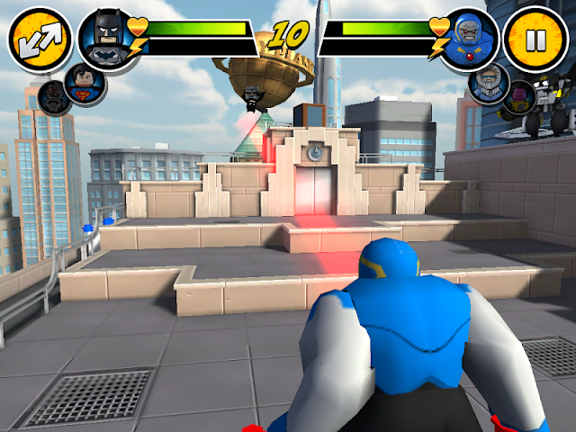 android LEGO® DC Super Heroes Screenshot 3