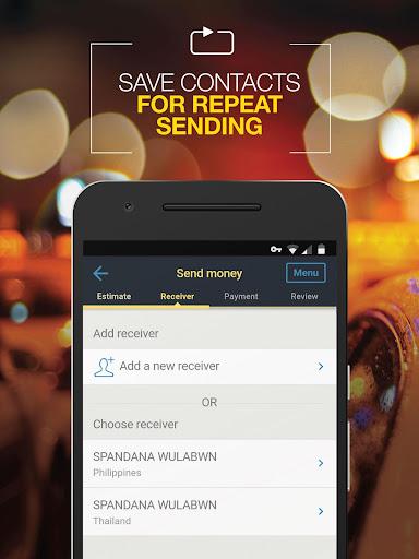 Send Money Transfers Quickly - Western Union NL  screenshots 3