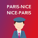Paris-Nice SNCF Intercités icon