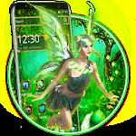 Green Fairy Land Theme Icon
