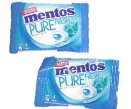 Chicle Mentos Freshmint 6gr
