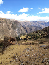 Photo: Looking down toward Pinkylluna. At about 11,500ft MSE here