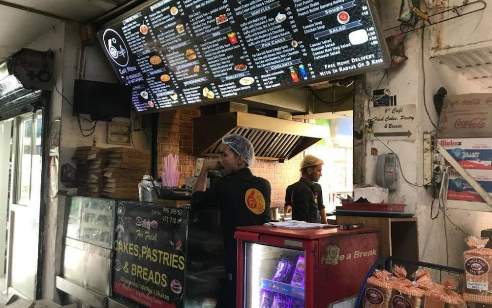 best restaurants safdarjung six degrees