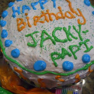 Birthday Cake By Francine