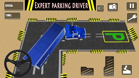 Truck Parking Simulator 2019 – Extreme Driving 4
