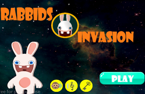 Rabbids Invasion Rabbit - náhled