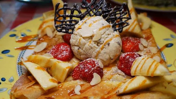 亞力的家法式薄餅小館-榭茉瓦千層蛋糕-Chez Moi -超美味法式鄉村甜點 /高雄甜點推薦 /高雄千層蛋糕推薦