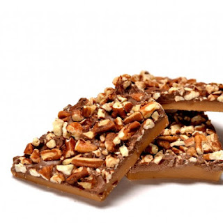 Pecan Molasses Toffee