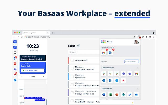 Basaas Extension
