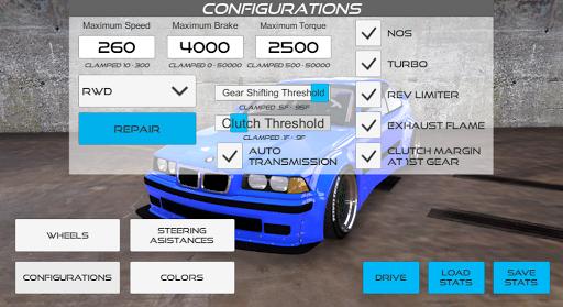Air Suspension Camber 1.2 screenshots 5