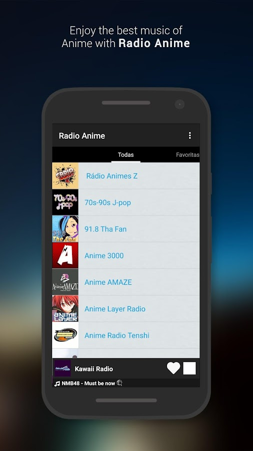 Anime Radio- screenshot